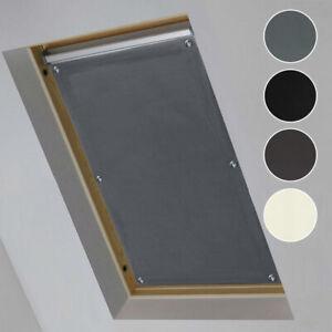 Verdunkelungsrollo Dachfensterrollo Dachfenster Verdunkelung für Skylight Rollo