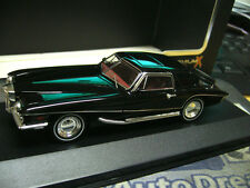 STUTZ Blackhawk Coupe 1971 schwarz black IXO PremiumX Resin limited 1:43