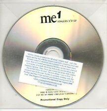 (106L) Me 1, Fingers X'D EP - DJ CD