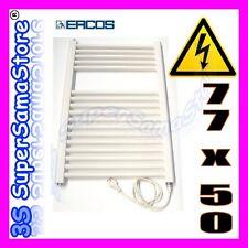 3S RADIATEUR SECHE-SERVIETTES ELECTRIQUE BLANC 77 x 50
