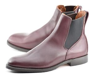 NEW w BOX   RED WING 10D MIL-1 CONGRESS CHELSEA BOOTS 9077 HERITAGE