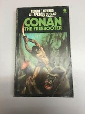 Robert E Howard  Conan The Freebooter  [sphere]  Paperback Book
