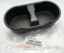 GENUINE Toyota Landcruiser 100 Series Centre Console Cup Drink Holder