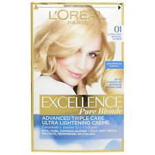 L'Oreal Excellence Creme Ultra-Light Natural Blonde