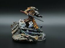 Wh40k Imperial Fists Sigismund Pro Painted R3S3B1