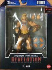 HE-MAN Masters of the Universe Revelation NEW Masterverse MOTU Action Figure