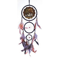 """New 20"""" Long Horses Equestrian Dream Catcher Wall Hang Decor Feathers Beads Gift"""