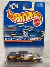 Mattel Hot Wheels 1998 First Editions '65 Impala Lowrider #8 of 40 Mint on Card!
