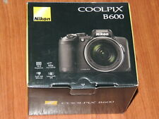 NEW - Nikon COOLPIX B600 16.0 MP Camera - BLACK - 018208265282 - FedEx 2Day Ship