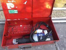 GEBERIT MAPRESS ECO 301 NOVOPRESS 110V  Plumbers Pipe Crimping Tool/Crimper