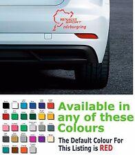 RENAULT SPORT NURBURGRING Sticker/Decals x 1