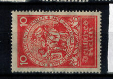 Briefmarken Deutsches Reich 352 * Deutsche Nothilfe Rosenwunder