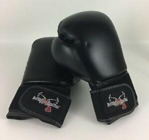 Century I Love Kickboxing Unisex Adult Black MMA Boxing Sparring Gloves 12 Oz