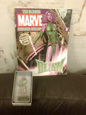 CLASSIC MARVEL FIGURINE COLLECTION 97 BLINK FIGURE BOXED WITH MAG X MEN