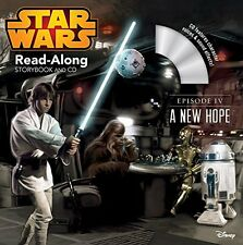 Star Wars: A New Hope Read-Along Storybook and CD by Randy Thornton