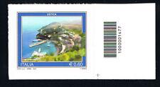ITALIA FRANCOBOLLO TURISTICA USTICA CODICE A BARRE 1477 - 2012 nuovo**(BI11.052)