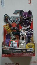 ** Power Rangers Legendary Key Pack Jungle Fury Yellow Rhino Wolf TRU **