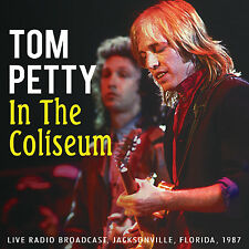 TOM PETTY New Sealed 2018 UNRELEASED LIVE 1987 HOMECOMING CONCERT CD