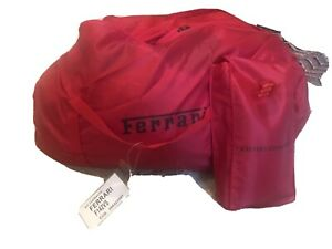 Ferrari Factory 458/488 Coupe/spider Car Cover Mint Cond Battery Tender Included