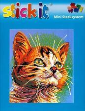 Ministeck Kreativset für Kinder mit Tiermotiv