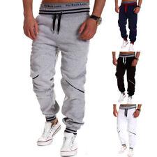 Mens Jogger Dance Sportwear Baggy Stylish Fashion Designer Trousers Casual Pants