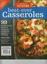 Cook's Illustrated Best Winter Special 2017 Issue 96pg Booklet 50 Recipes