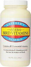 Lafeber Avi-Era Bird Vitamins for All Birds Net Wt. 12 oz (341 gms)