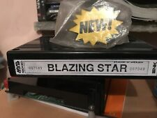 Blazing Star Neo Geo Mvs Original Label Repro