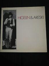 Higelin & Areski – Higelin Et Areski LP vinilo