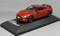 Premium X Nissan GT-R Black Edition in Red 2014 PRD517J 1/43 NEW Limited Edition