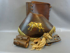 Rome Marcus Junius Brutus Roman Horse Armor Original Costume Prop