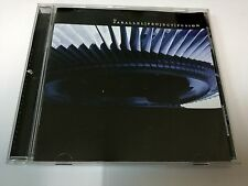 The Parallel Project ‎ - Fusion - CD Musica Album Elettronica, Synth-pop