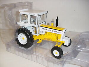 1/16 Minneapolis Moline G850 Diesel Wide Front Tractor W/Cab by SpecCast NIB!