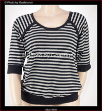 City Chic Rayon Striped Tops for Women