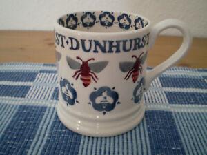 Emma Bridgewater Mug Half Pint Dunhurst Bees