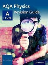 AQA A Level Physics Revision Guide by Jim Breithaupt (Paperback, 2017)