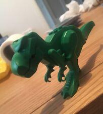 Lego Tyrannosaurus Rex Green Dinosaur from sets 5987 1349 5975