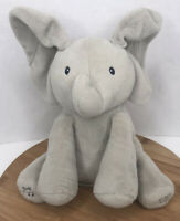 Gund Baby Animated Flappy the Elephant Plush Toy Peek-A-Boo Ears Singing