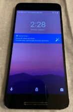 HUAWEI ~ GOOGLE NEXUS 6P 4G - 64GB SILVER SMARTPHONE (UNLOCKED)