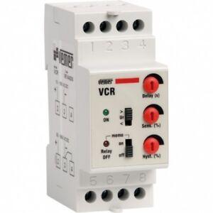 Relè di controllo tensioni da barra DIN VCR VEMER VE144200