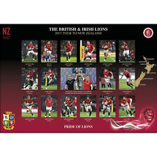 British and Irish Lions Tour 2017 - Pride of Lions - Large Print