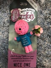 Nice One Thank You - Watchover Voodoo Doll