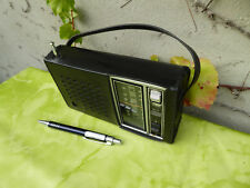 Kofferradio  Philips Blues SL 90RL114/01 Henkelware 1972 portable receiver