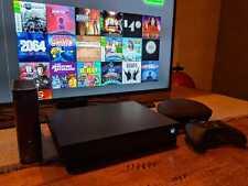 Microsoft Xbox One X Scorpio Edition 16TB +Monster Collection 1615 Digital Games