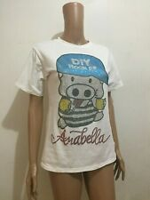 MOSCHINO COUTURE EMBELLISHED TEE