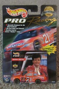 Hot Wheels Pro Racing 1998 Trading Paint Michael Waltrip #21 Citgo