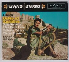 GLUCK: Orfeo Ed Euridice RCA LIVING STEREO Monteux SEALED Box CD