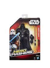 Héroe Mashers figuras de acción de la guerra de las Galaxias-Darth Vader-Nuevo
