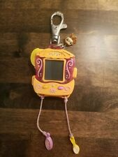 2006 Littlest Pet Shop Virtual Pet Monkey Electronic Handheld Game Keychain LPS