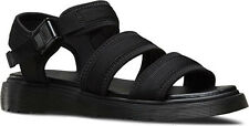 New Dr. Martens Effra Tech 2-Strap Men Sandals Sz 12 blk